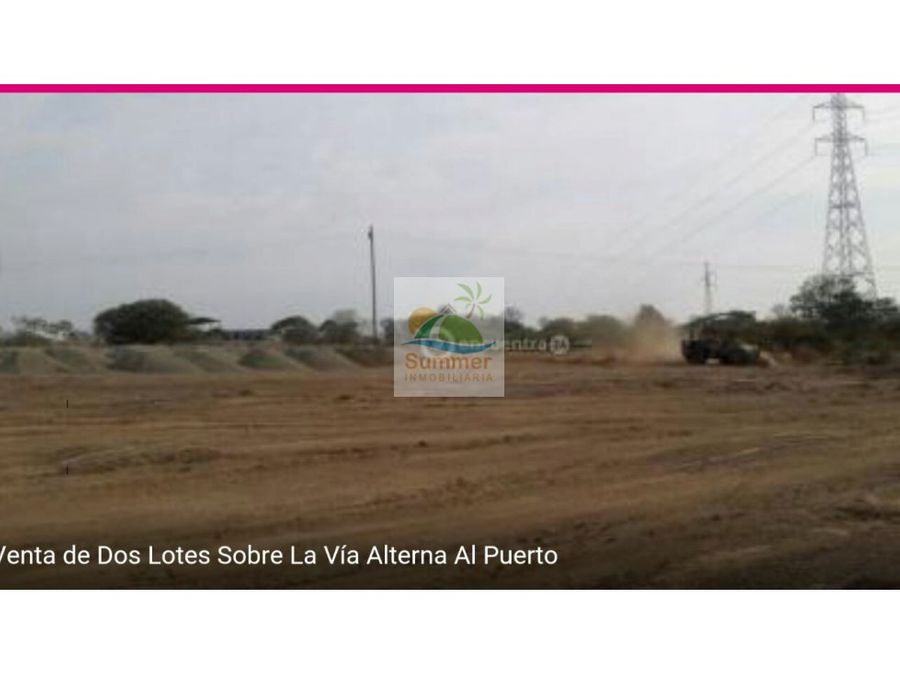 lote en via alterna