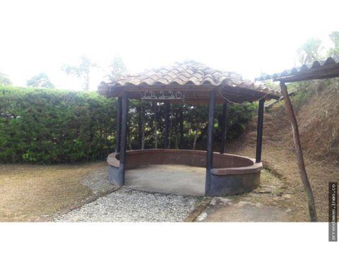 casa campestre en venta guatape vereda la piedra