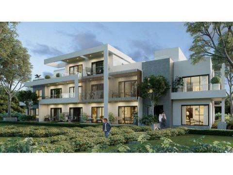 apartamentos en punta cana con alta rentabilidad