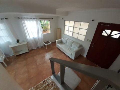 villa duplex amueblada en costa bavaro