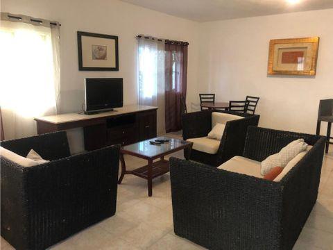 acogedor apartamento en bavaro punta cana