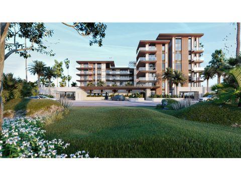 apartamentos en cap cana muy cerca de la playa