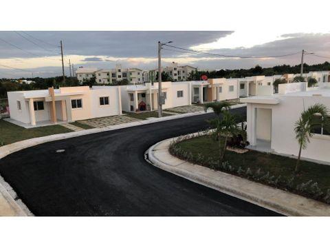 comodas casas de bajo costo en bavaro