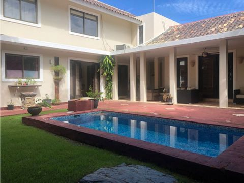 confortable villa en punta cana village