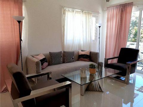 moderno apartamento amueblado en cocotal bavaro punta cana