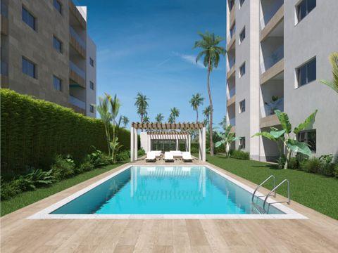 apartamentos cerca de la playa en bavaro punta cana