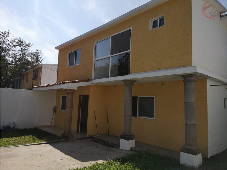 casa en venta en pedregal de las fuentes jiutepec