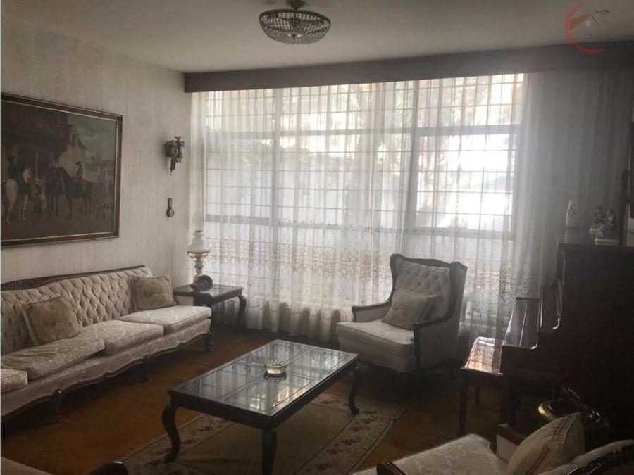 casa en venta avenida coyoacan