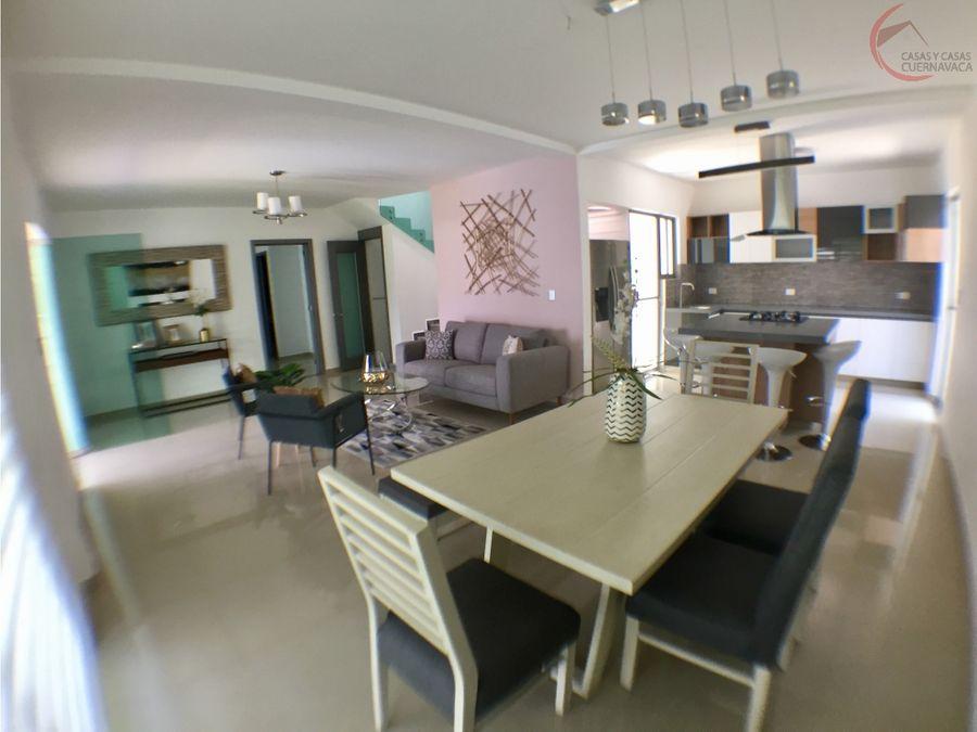 casa en venta en jiutepec la toscana