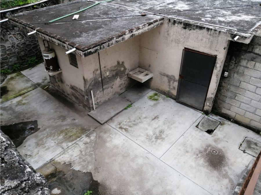 casa para remodelar a 3 min de la carr federal cuernavaca