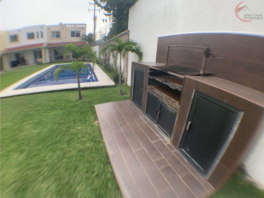 casa en venta en jiutepec las fuentes