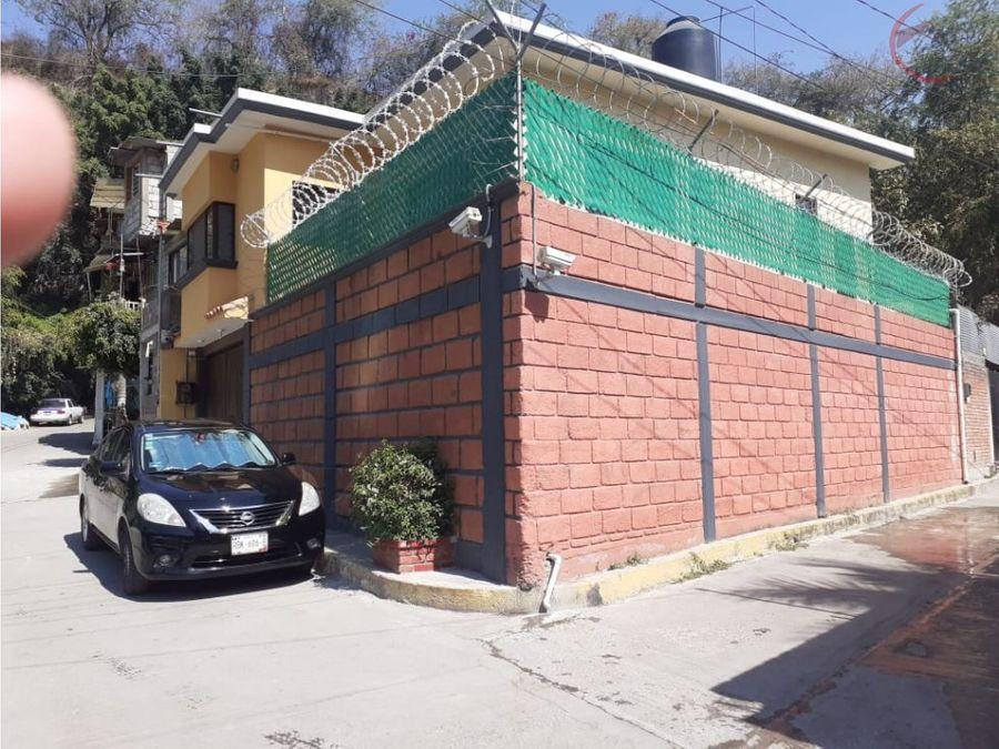 casa en venta en chipitlan mina 5