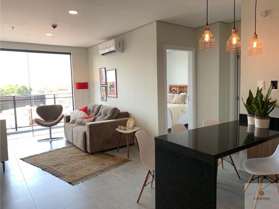 amplio departamento de 1 dormitorio en alquiler