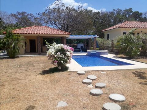 casa de playa ph hacienda pacifica c piscina mm