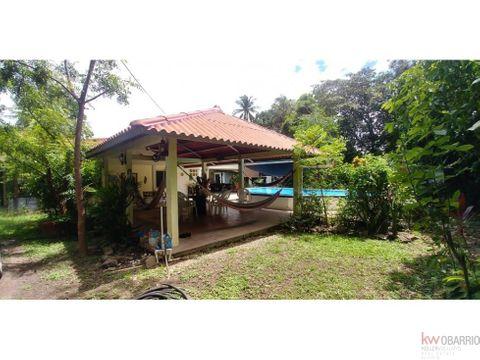 casa campestre en venta playa gorgona