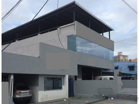edificio comercial en parque lefevre panama