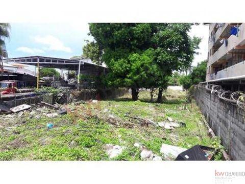 lote de terreno en venta en parque lefevre