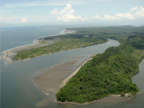 se vende isla chirote en el golfo de chiriqui