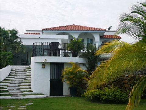 venta casa en vista mar golf beach resort