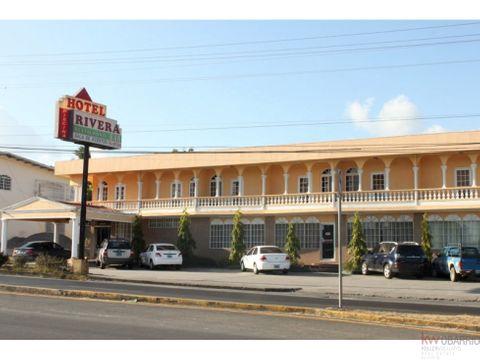 venta hotel en cocle
