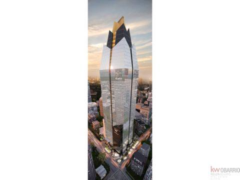 alquiler oficina amueblada en evolution tower
