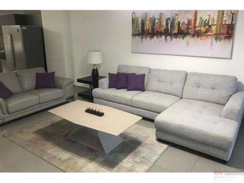 venta apartamento amoblado en avenida balboa ac