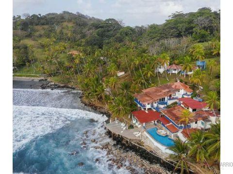 vendo hotel en el caribe panameno