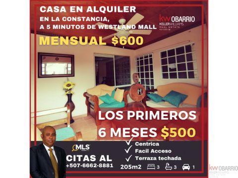 alquiler de casa en vacamonte 1052 7236 jg