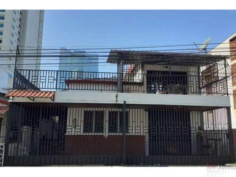 se vende casa estrategicamente ubicada en avenida balboa