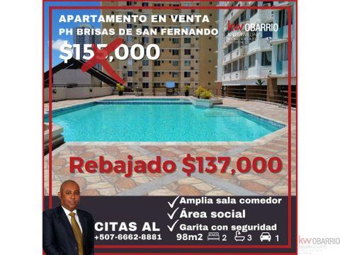 venta de apartamento en via espana 1052 7376 jg