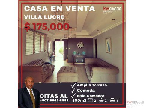 venta de casa en villa lucre 1052 sc14 jg