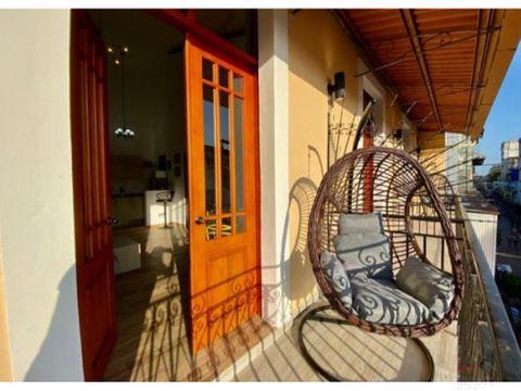 venta de edificio en santana ideal para hotel boutique gta