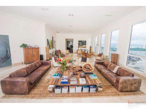 lujoso penthouse en alquiler coco del mar panama