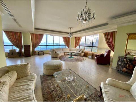 venta de apartamento en ph condesa del mar avenida balboa panama