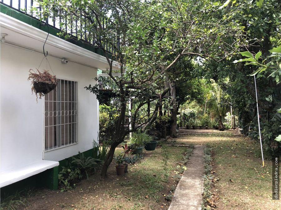 casa en sabana sur uso mixto venta