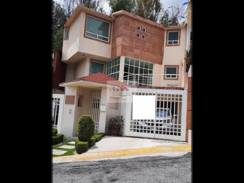 se vende casa en paseos del bosque naucalpan estado de mexico