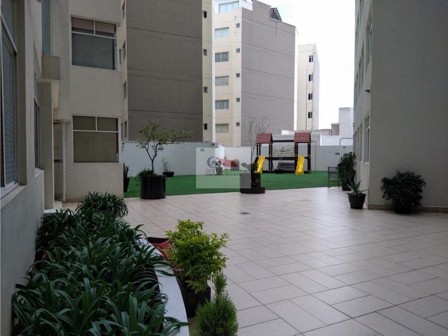 bello departamento en avenida popocatepetl 233 benito juarez cdmx