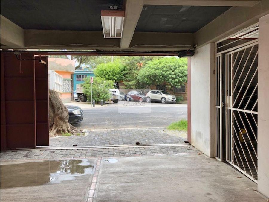 se vende o se renta ph calle refugio col nativitas benito juarez