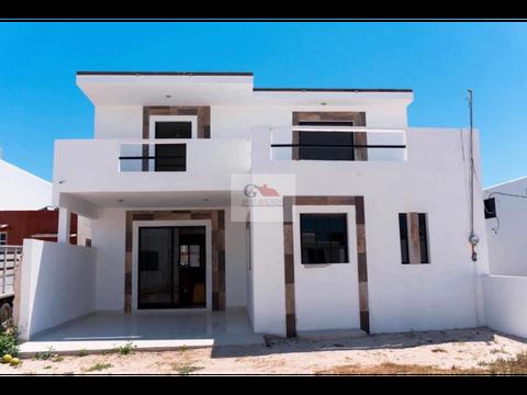 se vende casa en chicxolub puerto progreso yucatan