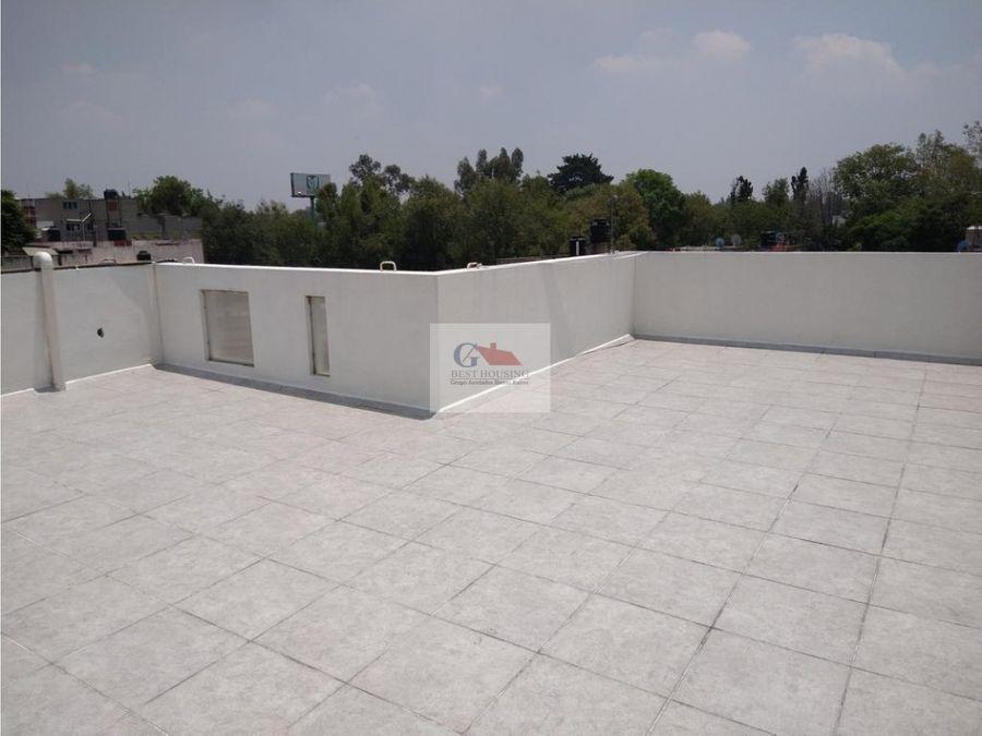 se vende nuevo penthouse en narvarte oriente benito juarez