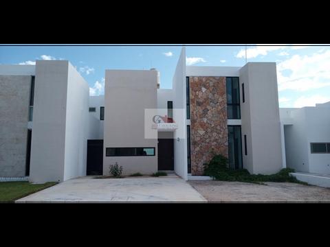 casa en magnolia residencial conkal yucatan