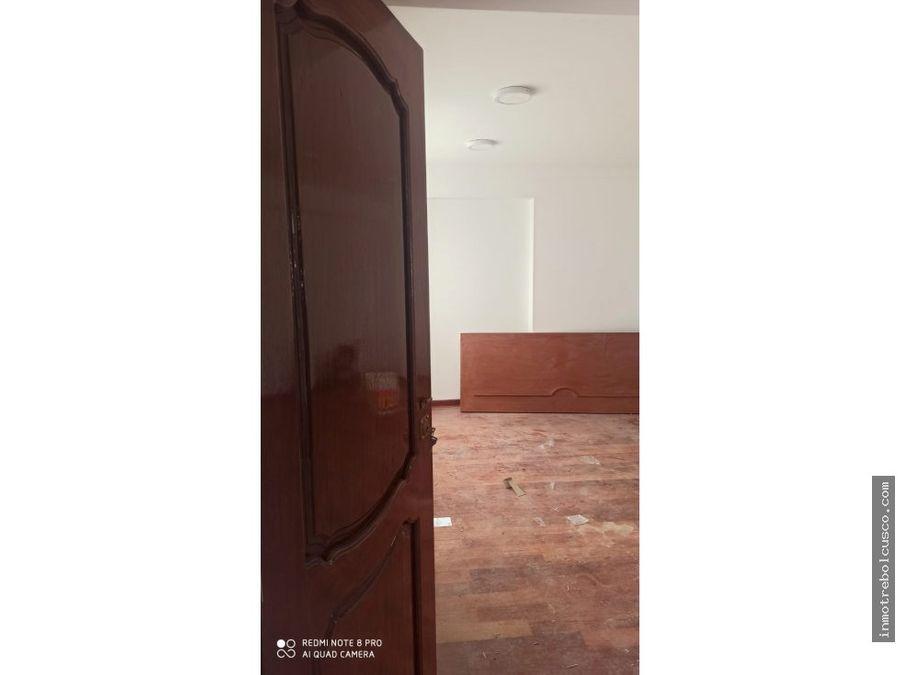 vendo departamentos de 96m urb la florida wanchaq cusco