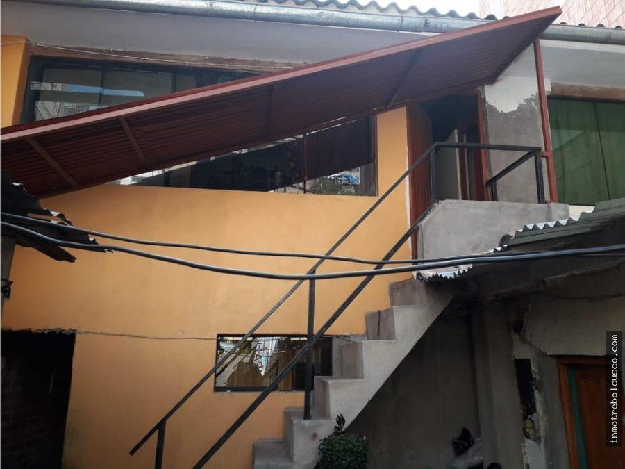 vendo casa lote 150 m ucchullo grande cusco peru