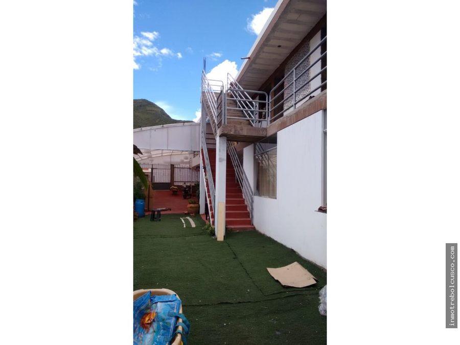 vendo casa en andahuaylillas 270 m cusco peru