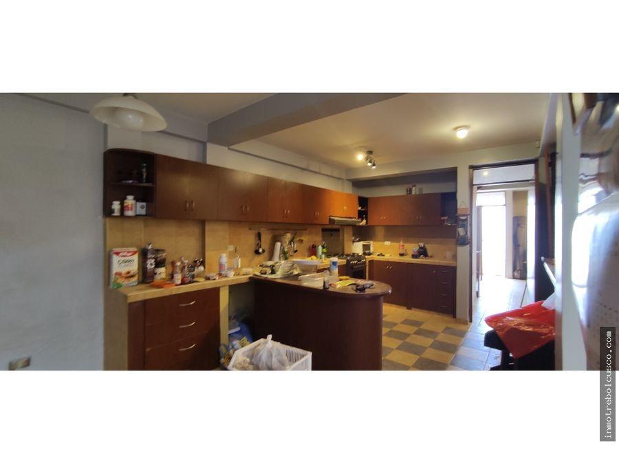 vendo casa 310 m2 enaco san sebastian cusco peru