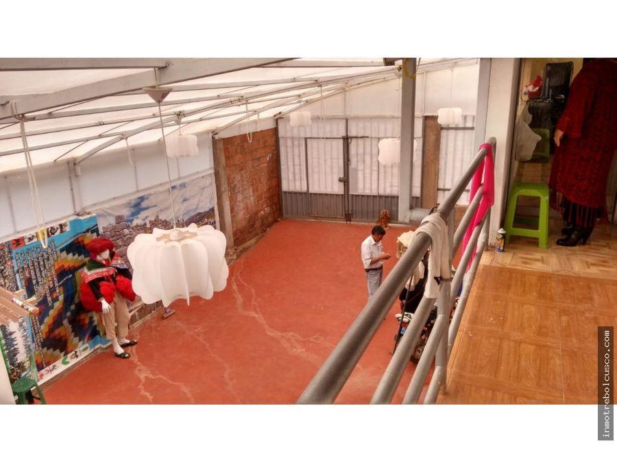 vendo casa en andahuaylillas 370 m cusco peru