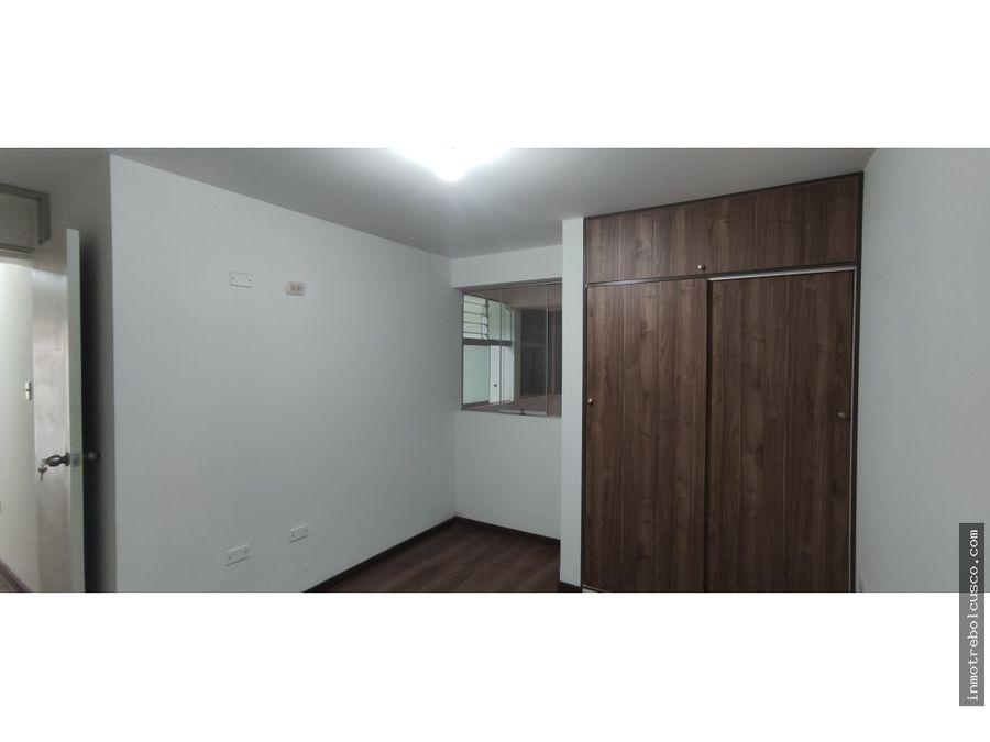 vendo departamentos 110 m2 huancaro santiago cusco peru