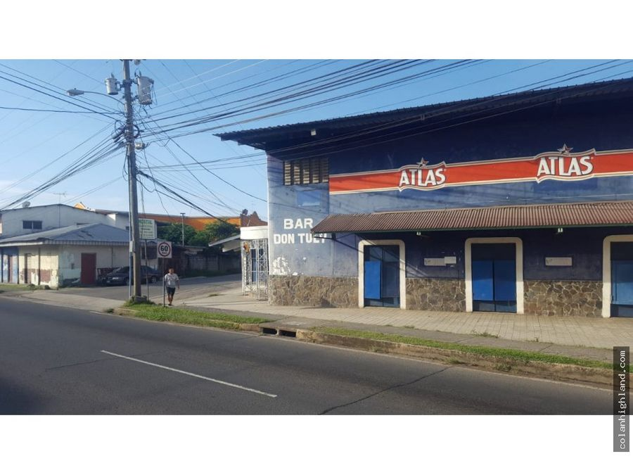 en venta rio hato frente via interamericana