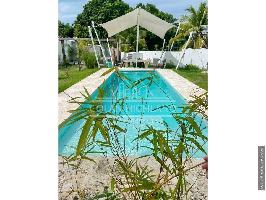 se vende casa de playa en costa esmeralda san carlos