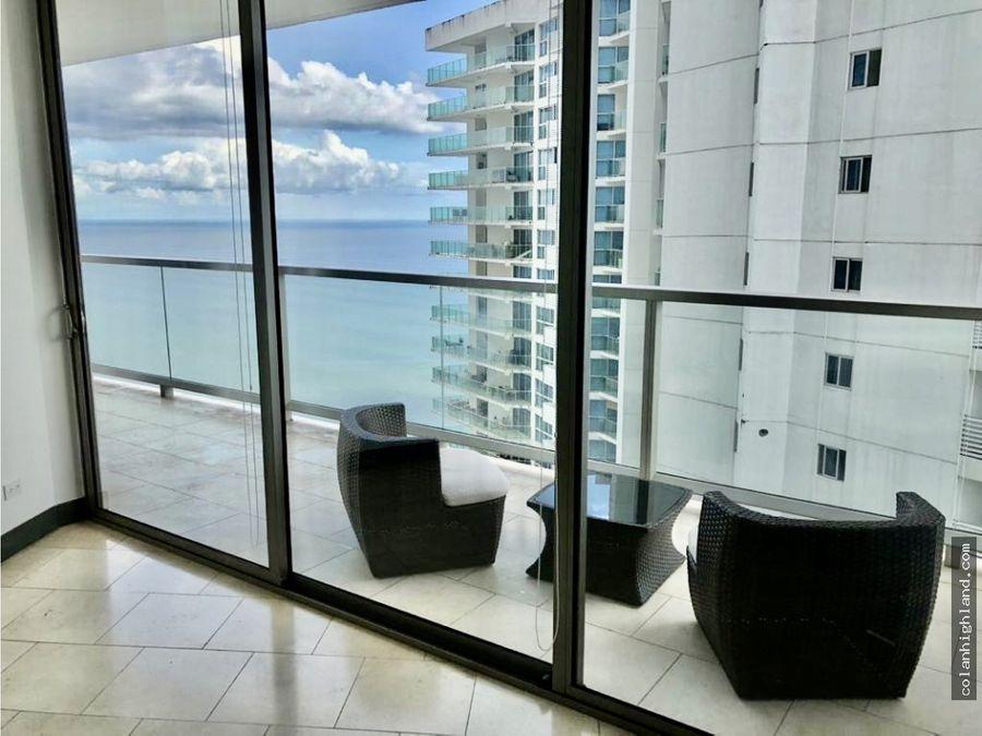 en venta o alquiler apartamento en jw marriott antigua torre trump